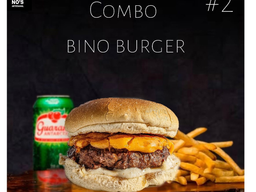 #2 Combo Simples Burger
