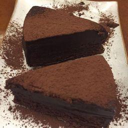 Torta de Chocolate Trufada