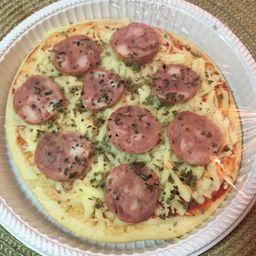 Pizza broto de calabresa