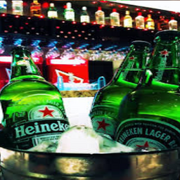 Cerveja Heineken puro malte lager, long neck - 330ml
