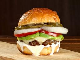 Smash Burger Picles