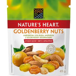 Snack Natures Heart Goldenberry Nuts - 65g