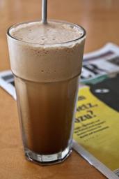 Bebida Batida com Gelato de Baunilha 500ml