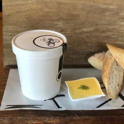 Sopa de Batata Baroa