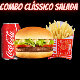 Combo Clássico Salada