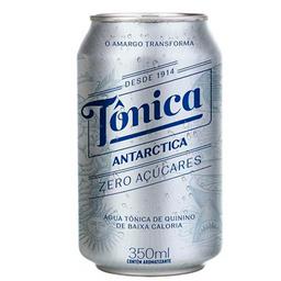 Água Tônica Zero Açúcar - Lata 350ml