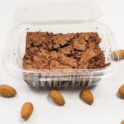 Brownie de chocolate pequeno