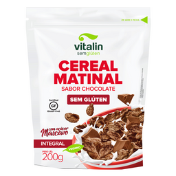 Cereal Matinal de Chocolate - 200g