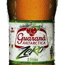 Guaraná Antártica Zero 2L