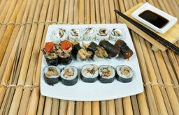 Zui Cogu Vegetariano 1 - 16 Peças