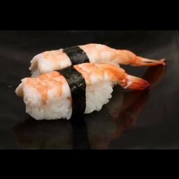 niguiri de camarão (2 unidades)