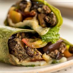Wrap Pesto Tortilha