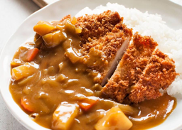 Combo Katsu (1 Katsu Curry + 1 Coca-Cola 310ml)