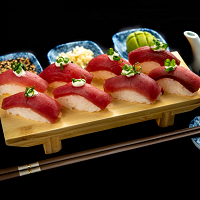 Niguiri Atum - 8 Peças