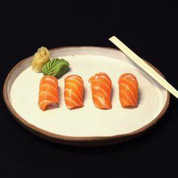 Nigiri salmão - 8 Unidades