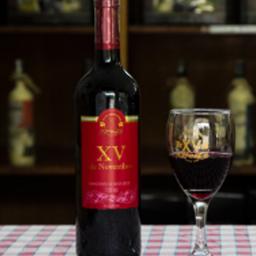 Vinho Tinto Bordô Seco