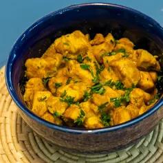 Frango ao Curry 180g