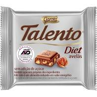 Chocolate Talento Diet