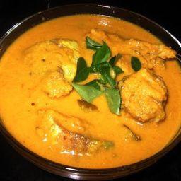 Fish Curry - 2 Pessoas