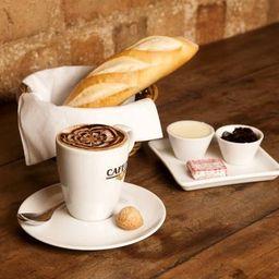Café da Manhã Expresso