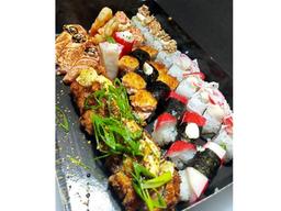 Combinado Sushi - 30 Unidades