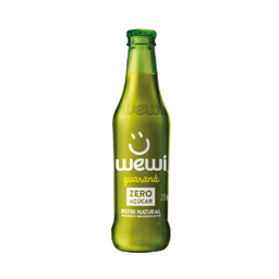 Wewi Guaraná Zero 255ml