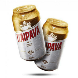 Cerveja Itaipava Lata 350ml Und.
