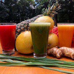 Suco de fruta natural do dia  400ml