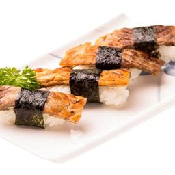 Sushi de Salmão(10unidades)