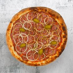 Pizza de Calabresa - Média