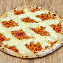 Pizza Frango com Catupity - 20 Cm