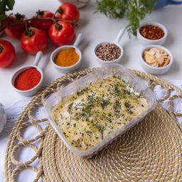 Lasanha de Lent Ver. com Frango ao Curry