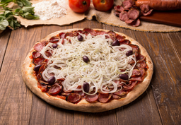 Pizza Grande Calabresa