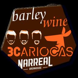 Barleywine Narreal & 3Cariocas Barleywine 1L