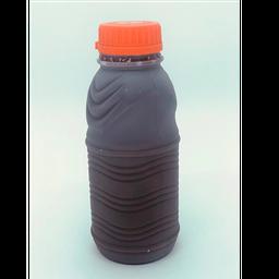Suco de açaí na garrafinha 500 ml batido com laranja