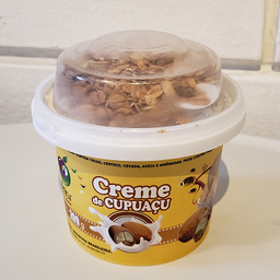 Creme de cupuaçu com granola 220ml