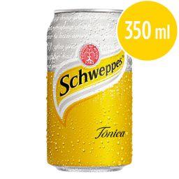 Tônica Schwepps 350ml.