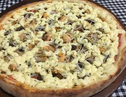 Pizza Grande Camarão