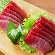 Porção - Sashimi de Atum