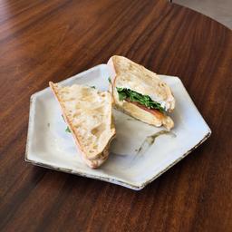 Sanduiche de Presunto Parma