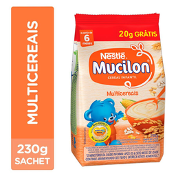 Mucilon Sachê Nestlé 230g