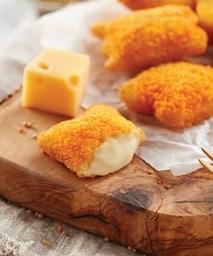 Almofadas de queijo Gouda