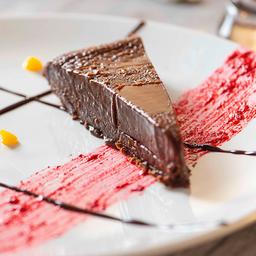 Gateau au Chocolat Belge
