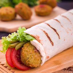 Shawarma Falafel (Vegetariano)