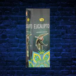 Incenso Taj Eucalipto (Pack com 7 Varetas)