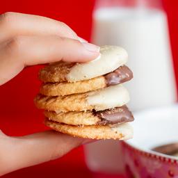 Biscoitos Amanteigados Suíço Mix