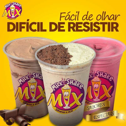Milk Shake Ovomaltine Com Nutella