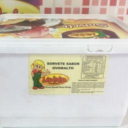 Sorvetes - pote 5l  (r$ 90,00)