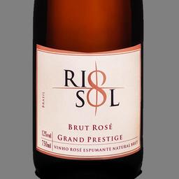 Espumante Rio Sol Brut Rosé 750ml