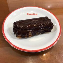 Éclair de Chocolate (Bomba de Chocolate)